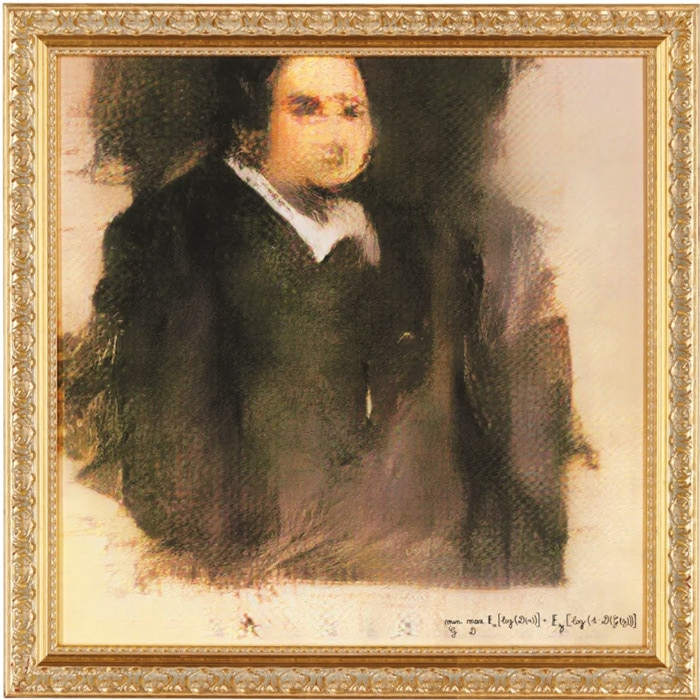 Portrait of Edmond Bellamy