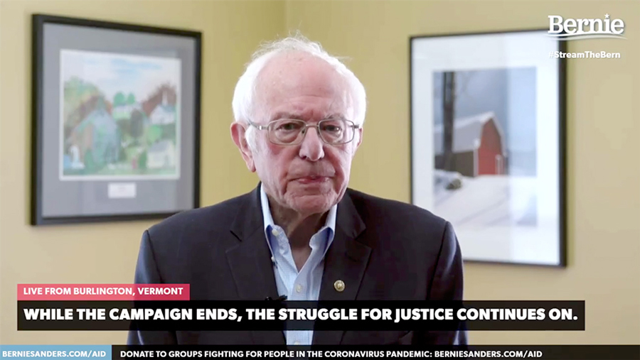 Bernie Sanders drops out of the 2020 presidential race. What's to expect next?