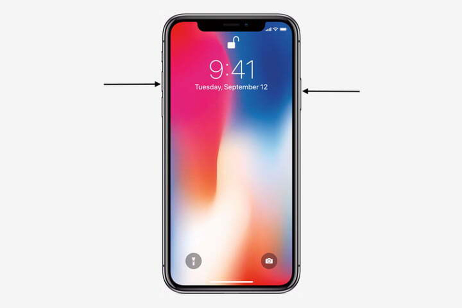 How to take a screen shot on the new iPhone X, Huawei and Samsung