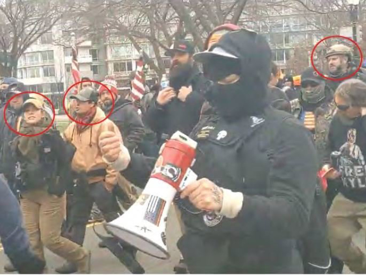 As more members get arrested for Capitol riot, will the Proud Boys group crumble?