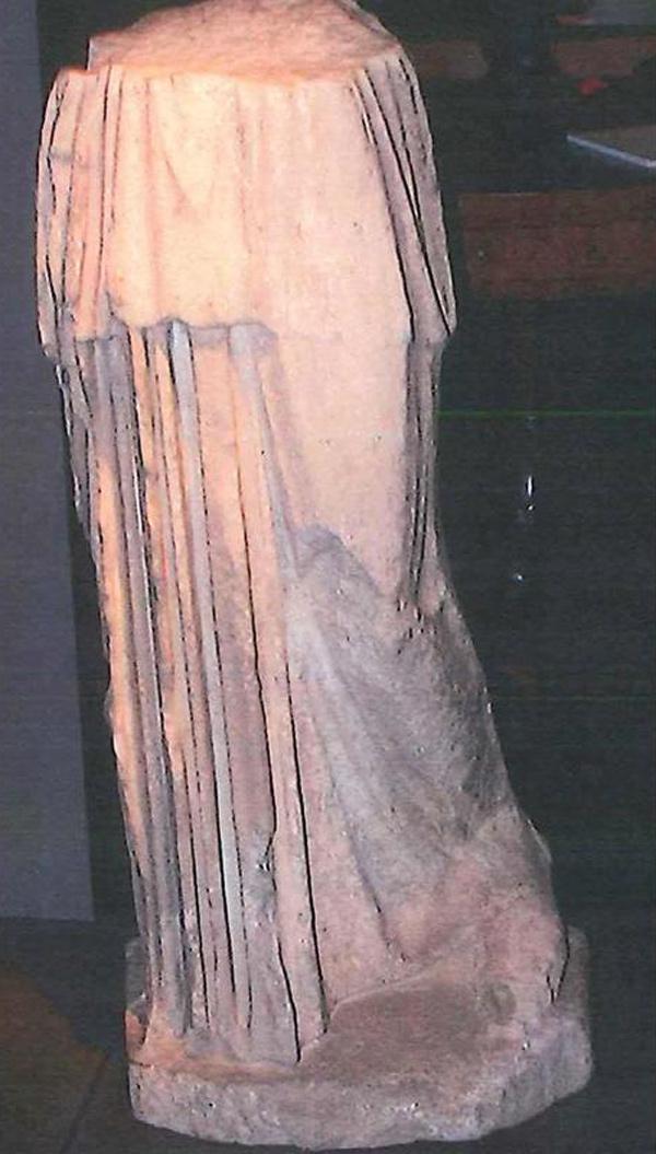 Kim Kardashian denies purchasing looted ancient Roman statue