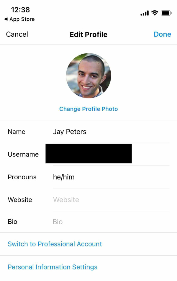 Instagram launches new feature that lets users add pronouns to their profiles