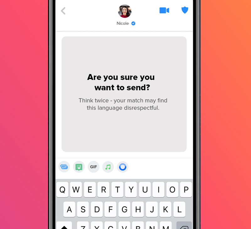 Tinder is using AI to monitor DMs and cool down the weirdos